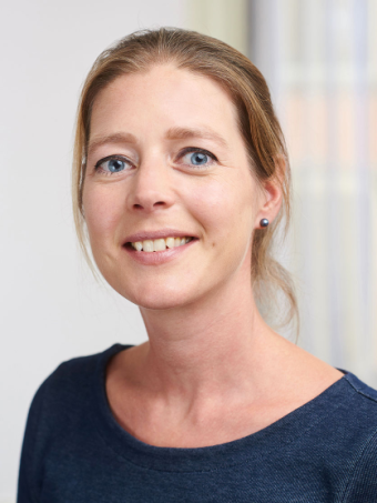 Criminal Court judge Sanne Struijk